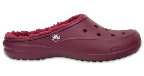 Crocs Freesail PlushLined Sandalen Dames violet